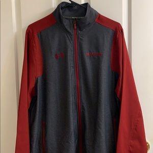 Men's full-zip Carolina Gamecocks jacket